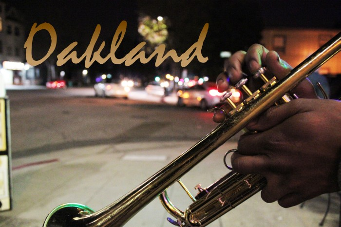 Jazz is Alive in Oakland