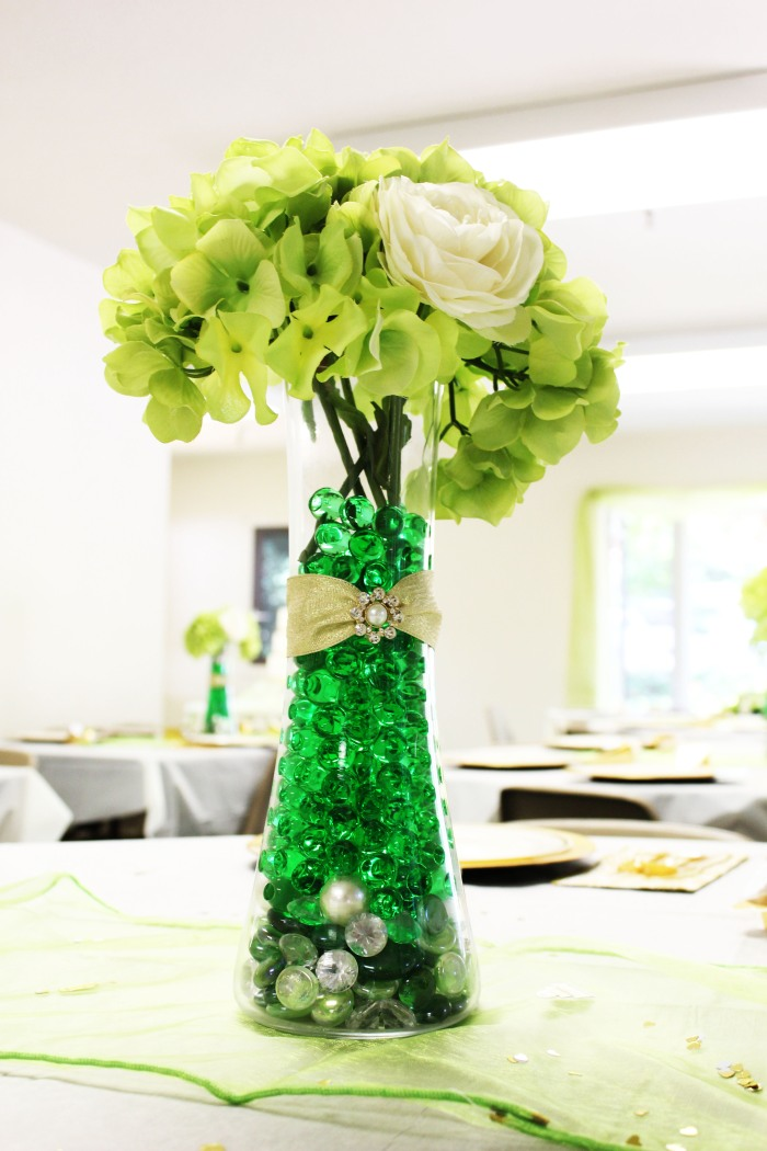 Wedding Decor at Fern Grove